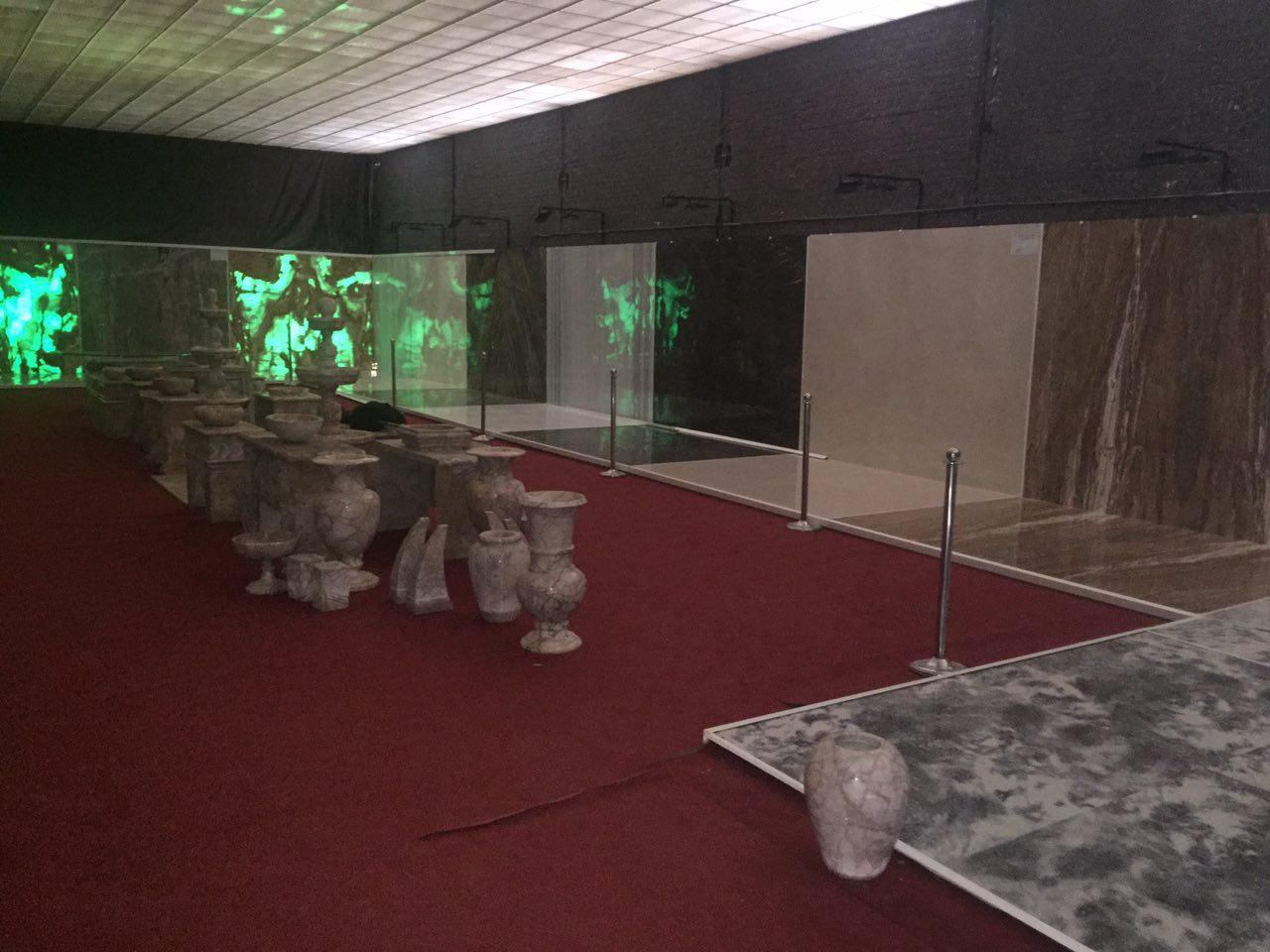 Saeidi Stones Slab Exhibitions